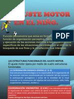 Ajuste Motor