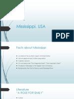 Mississippi report