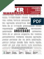 Ansiedade (reportagem da revista Superinteressante)