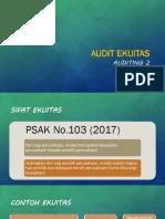 18.Audit Ekuitas