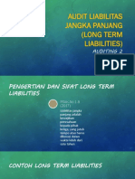 17.Audit Liabilitas Jangka Panjang