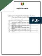 BAB 8 T4 ISLAM DI MALAYSIA.docx