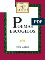 Poemas Escogidos - Cesar Vallejo.pdf