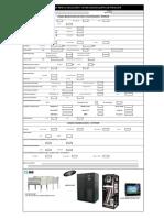 Check List Para Seleccion Equipos de Presion II