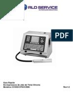 Guia Rapido CI1000,700.580 Service