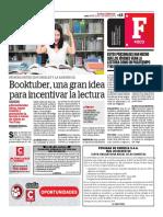 Booktuber, Una Gran Idea Para Incentivar La Lectura