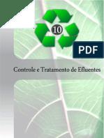 Apostila Controle e Tratamento de Efluentes -