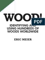 Wood Book Sample