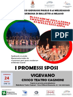 I Promessi Sposi Opera Moderna_Vigevano 24 Marzo 2019