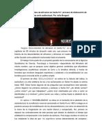 Reseña Final Negros-2018