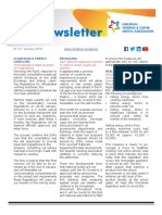 EU Newsletter - January 2019
