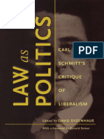 David Dyzenhaus (ed.) - Law as Politics. Carl Schmitt's Critique of Liberalism.pdf