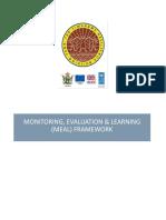 ZRBF's MEAL FrameworkJuly2016.docx