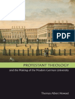 Howard, Thomas Albert - Protestant Theology and the Making of the Modern German University (2006).pdf