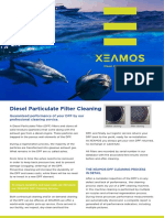 Productsheet Diesel Particulate Filter Cleaning