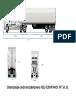 Ficha Técnica Freightliner en Conjunto Con Semirremolque