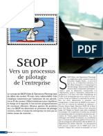 DOSSIER-66- Dossier S&OP _ Supply Chain Magazine 2012