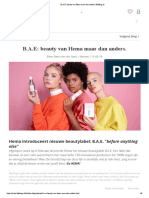 B.A.E- beauty van Hema maar dan anders | Kleding.nl