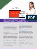 CW Business Datasheet Office 365 SP