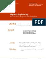 Highways Module 1.docx