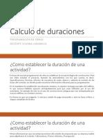 Preparacion de Planilla en Excel Para Project