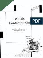 Le Tuba Contemporain.pdf