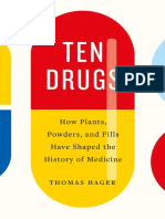 Excerpt from 'Ten Drugs' by Thomas Hager