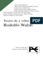 FERRO, Roberto - Operación masacre, investigación y escritura.pdf