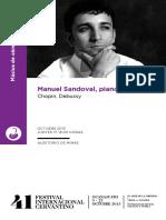 Manuel Sandoval