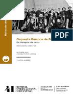Orquesta Barroca de Friburgo