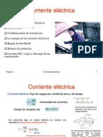 T3 x Corriente Electrica