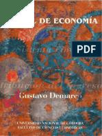 Manual de Economia Basica de Gustavo Demarco