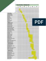 Cronograma de Obra Planta U.