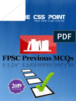 Important FPSC Previous MCQs Updated.pdf