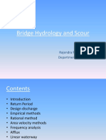Bridge Hydrology