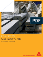Brochure Sikarapid C-100