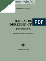 Borda Guillermo - Manual de derecho civil - parte general(full permission).pdf
