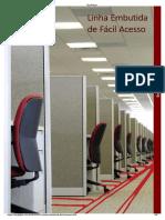 Linha Embutida de Fácil Acesso - PDF