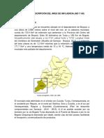 LOCALIZACIÓN Y DESCRIPCIÓN DEL ÁREA DE INFLUENCIA  AID AII.docx