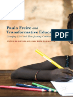 Paulo Freire and Transformative Education.pdf