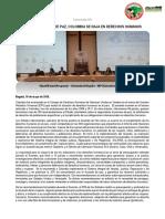 Comunicado Pese Al Acuerdo de Paz Colombia Se Raja en Derechos Humanos 10-05-2018 1