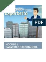 EXPORTANDO CON EXPOBERTO - MINCETUR