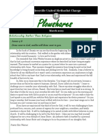 plowshares march 2019