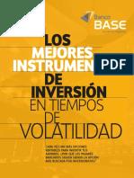 16. Los Mejores Instrumentos de Inversion