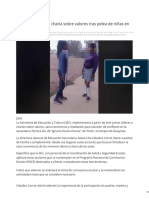 27-02-2019 - Implementará SEC charla sobre valores tras pelea de niñas en Vícam - Elimparcial.com