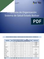 Propuesta de Organizacion Sist de Salud-Bolivar