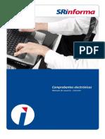 Manual Comprobantes Electrónicos - Internet