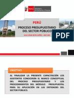 PROCESO PRESUPUESTARIO MEF - PERU.pdf