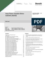 A6VM Series 6 motor.pdf