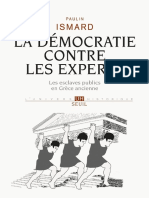 Paulin Ismard-La démocratie contre les experts _ Les esclaves publics en Grèce ancienne-Seuil (2015).pdf
